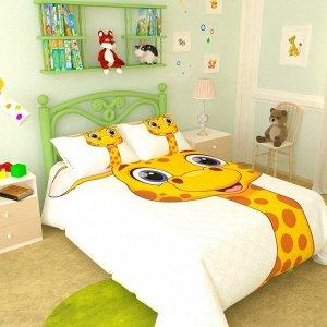 Покрывало детское Жирафик 2