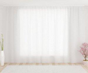 Тюль Вуаль белая (290*230см)
