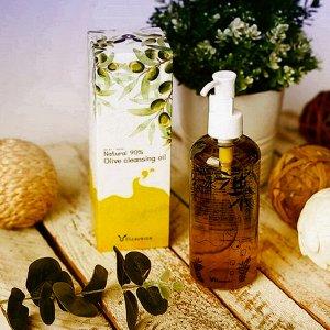 Гидрофильное масло с оливой Elizavecca 90% Olive Cleansing Oil 300 мл, ,