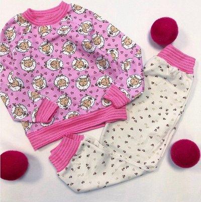Olliri-Утепляемся! Костюмчики с начесом, кофточки, шапочки — Одежда для Сна, пижамки — Одежда для дома