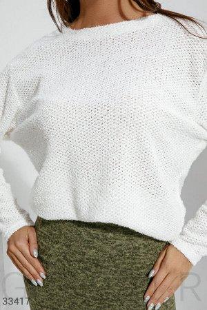 Костюм из нежной ткани