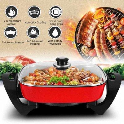 #Осенние новинки💥Набор сковородок AMERCOOK от 399 руб -5!  — Новинка! Электросковороды! — Кухня