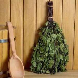 Веник для бани берёзовый