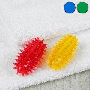 Набор массажёров «Чудо-валик», 2 шт, 8,5 ? 3,5 см, цвет МИКС