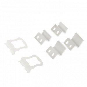 Набор креплений и ручек TUNDRA, для москитной сетки, пластиковые