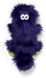 West Paw Zogoflex Rowdies игрушка плюшевая для собак Sanders 17 см фиолетовая