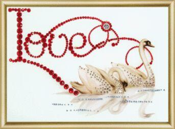 Мир увлечений: бисер, алмазная мозаика, раскраски — Алмазная вышивка (мозаика) «Чарiвна Мить» — Мозаики и фреска