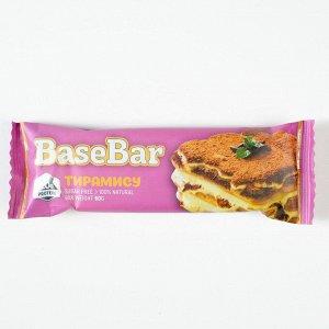 Спортивный батончик Basebar 40% whey protein bar 60 г