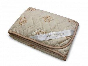 """Одеяло """"Верблюд"""" облегч. тик 172*205 (плотность150г/м2)"""
