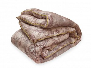 """Одеяло """"Овечья шерсть"""" зима трикот 140х205 (1,7кг)"""