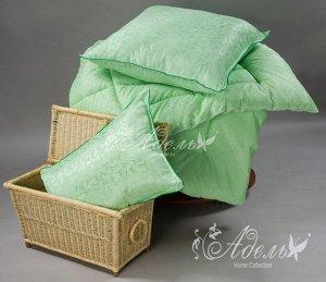 "Одеяло ""Бамбук"" зима трикот 140*205 (вес 1730гр)"