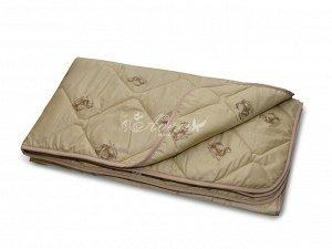 """Одеяло """"Овечья шерсть"""" стеганое всесезон. п/э 172*205 (плотность 300г/м2)"""