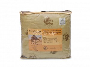 "Одеяло ""Верблюд"" стеганое всесезон п/э 140х205 (300г/м2)"