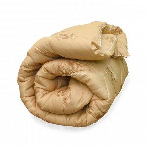"""Одеяло """"Верблюд"""" зима п/э 140х205 (1,7кг)"""