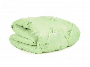 """Одеяло """"Бамбук"""" стеганое всесезон полиэстер 140х205 (плотность 300г/м2)"""