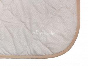 """Одеяло """"Верблюд"""" стеганое всесезон. м/ф 105*140 (плотность300г/м2)"""