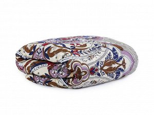 """Одеяло """"Бамбук"""" стеганое всесезонное поплин 140х205 (300г/м2)"""
