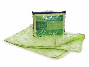 """Одеяло """"Алоэ-Вера"""" стеганое облегч. п/э 172*205 (плотность 150г/м2)"""