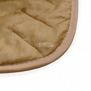 """Одеяло """"Овечья шерсть"""" стеганое облегч. п/э 140х205 (150 г/м2)"""