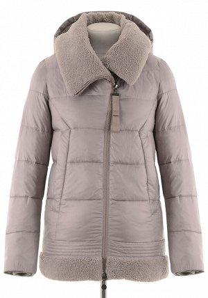 Зимняя куртка-дубленка DS-19241
