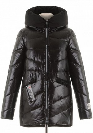 Зимняя удлиненная куртка HLZ-216
