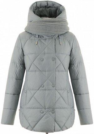 Удлиненная зимняя куртка DB-085