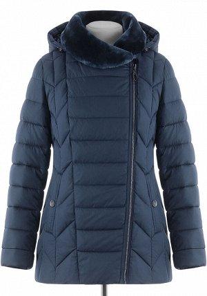 Зимняя удлиненная куртка NIA-19811