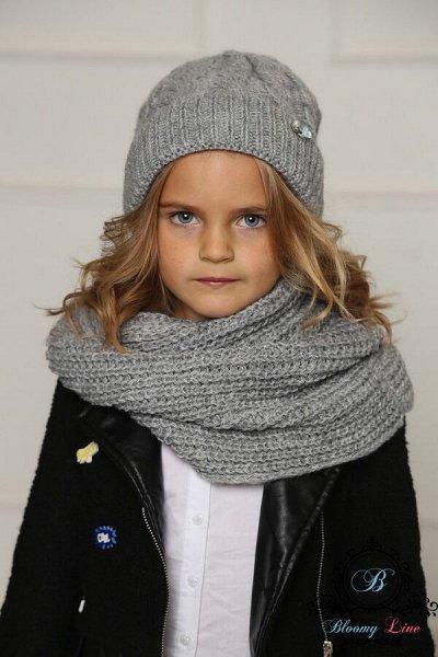 №129 -✦Bloomy-line✦ детская мода для маленьких модниц.Лето — Шапки Осень/Зима/Весна — Шапки
