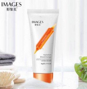 IMAGES Beauty Hidration Blood Orange средство для умывания с экстрактом красного апельсина 60гр