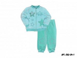 Комплект кофточка+брюки для девочки