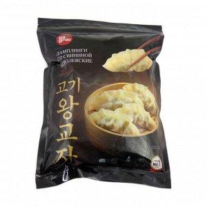 Дамплинги, королевские со свининой/Allgroo King Gyoza with pork, Ю.Корея, 800 г, (8)