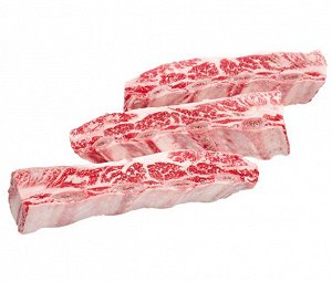 Говядина ребра Кальби (Short ribs, Bon in #1123) Праймбиф