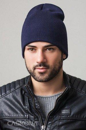 Peri uni шапка темно-синий