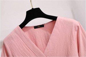 Платье Платье. Размер: (бюст, длина см) 2XL (109, 110), 3XL (119, 111), 4XL (129, 112), 5XL (139, 113), 6XL (149, 114).