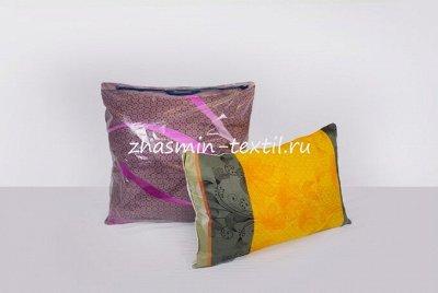 Одеяла и подушки по низким ценам+всем в подарок полотенце-11 — Подушки Эконом