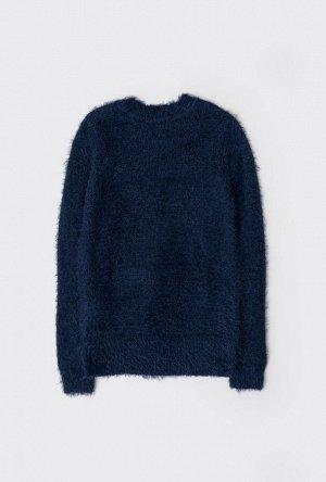 Джемпер детский для девочек Amorosi холодный синий