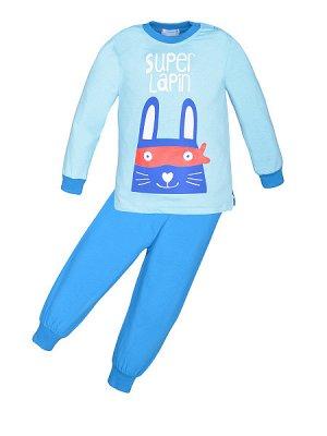 Пижама - голубой цвет