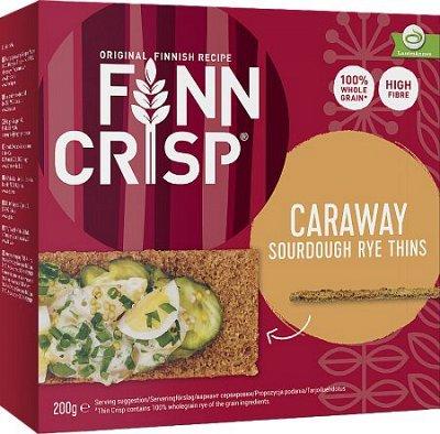 Грандиозная продуктовая закупка! Соусы, масло, макароны № 34 — Сухарики, хлебцы Finn Crisp — Хлебцы
