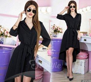 Платье - Рубашка 21538