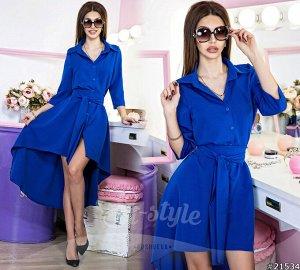 Платье - Рубашка 21534