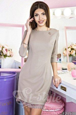 Платье 21530