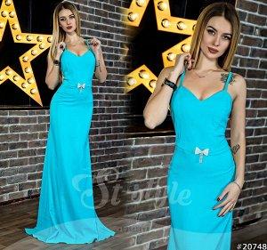 Платье 20748