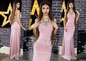 Платье 20747