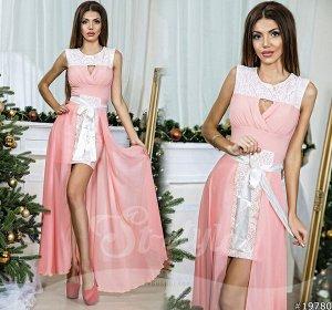 Вечернее платье 19780
