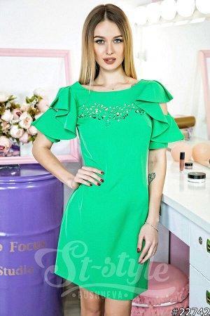 Платье 22742