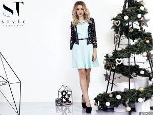 Платье + Болеро 28368