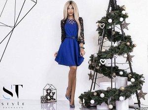Платье + Болеро 28367