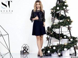 Платье + Болеро 28364