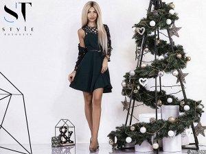 Платье + Болеро 28363