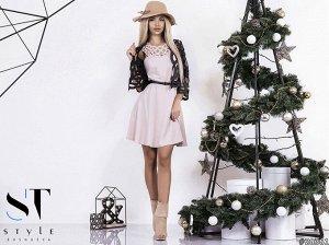 Платье + Болеро 28361